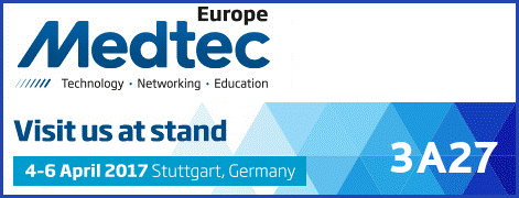 catheter tipping exhibiting at Medtec Europe 2017